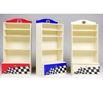 Детская мебель Фанки Авто Стеллаж для книг ФА - С2