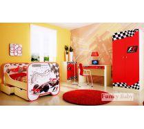 Готовая комната Формула-1 7
