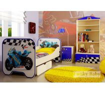 Готовая комната Мотогонки 1