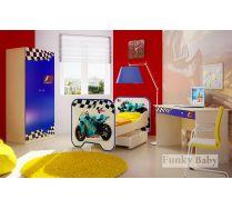 Готовая комната Мотогонки 2