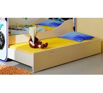 Выкатная нижняя кровать Мотогонки