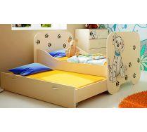 Кровать Далматинец - КР-6 сп. местом 190х80 см