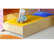 Нижняя кровать КР-6 со спальным местом 180х80 см Китик