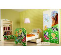 Мебель Пони Готовая комната 1