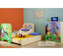 Мебель Пони Готовая комната 2