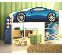 Кровать-чердак Фанки Автодом