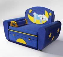 Детский кресло-диван Зайка