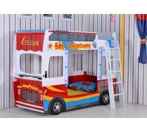 Кровать-машина Milli Willi Tour Bus, арт. 107