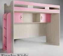 Кровать чердак для детей Фанки Кидз 22
