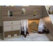 Мебель Айвенго - тумба подкроватная