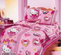 Детское спальное белье Китик Бязь