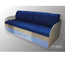 Диванные подушки 2 штуки + покрывало для кровати Фанки Кидз