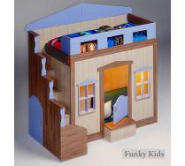 Кровать Замок мебель Фанки Хоум  артикул 11001