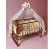 Для новорожденных с автостенкой кровать Funky Little (Фанки Литл)