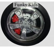 Дополнительные колеса для кровати машины Фанки Ниссан