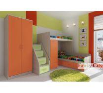 Детская мебель Фанки Сити композиция 2