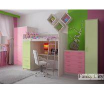 Детская мебель Фанки Сити Композиция 5