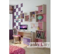 Детская мебель Фанки Сити композиция 6