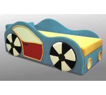 Детский диванчик Луноход с одной боковиной декоротивной