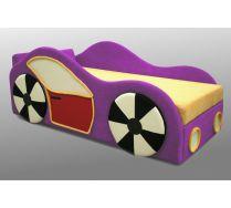 Луноход - диванчик для девочек с двумя боковинами
