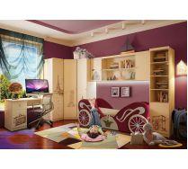 Фанки Тревел модули мебели + диван в виде кареты арт 30002 для девочек