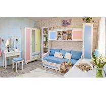 Готовый комплект мебели №1 Мебель Классика Карамель