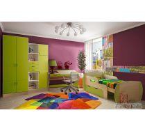 Детская комната Вырастайка + Фанки Кидз СВ