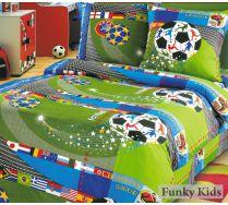 Комплект постельного белья Футбол для спортсменов