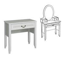 Туалетный столик (без зеркала) стиль Классика