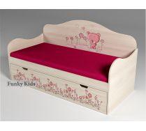 Кровать для малышей Мишка, артикул 40005