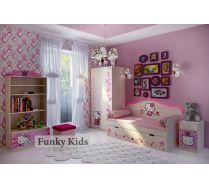 Уютная комната для девочек Китик
