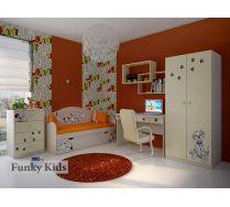 Готовая комната для детей Далматинец