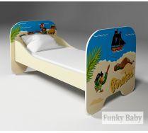 Кровать Капитан Флинт КР-6 (190*80 см)
