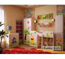 Серия Винни Пух - комната 6 для детей