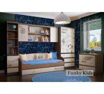 Детская мебель Пираты - готовая комната 2