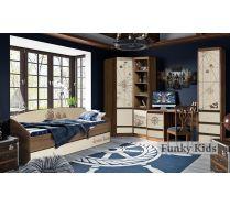Серия детской мебели Пираты - комната 3
