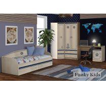 Мебель для детских комнат Капитан - комплект №1