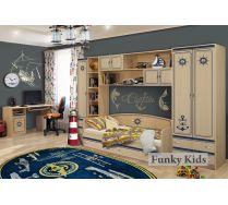 Мебель для детей и подростков Капитан - комната №3