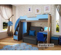 Готовая комната Фанки Кидз с раскладным креслом Бланес-3