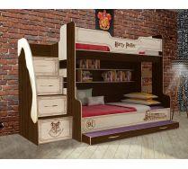 Кровать Гарри Поттер ГП-21 для троих детей