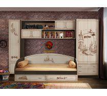Детская мебель Гарри Поттер - композиция 1