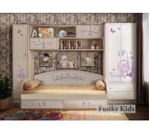Мебель для детей Фанки Лилак - комната 1