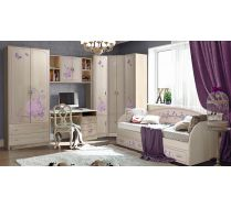 Мебель для детей и подростков Фанки Лилак - комната 2