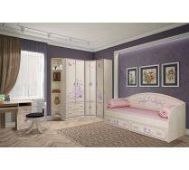 Детская и подростковая мебель Фанки Лилак - комната 3
