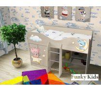 Кровать для детей Лучшие друзья, арт. 40017