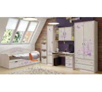 Мебель Фанки Кидз Лилак - готовая комната 5