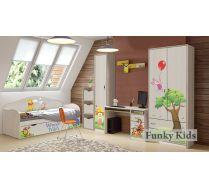 Мебель для детей Винни Пух - готовая комната 7
