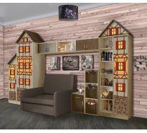 Фанки Кидз Домик - готовая комната для мальчиков и девочек