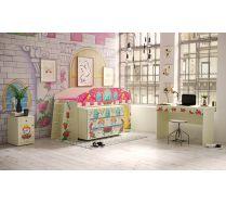Мебель для девочек Замок Принцесса - готовая комната № 4