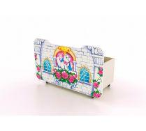 Выкатной ящик ЯЩ-8 серии Замок Принцессы